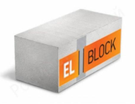 Газобетонные блоки стеновые  Рязань, Газоблоки, Строительные блоки, El-Block, город Рязань