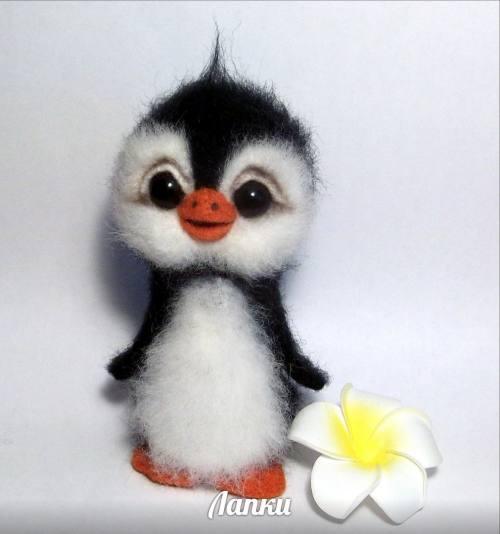 Пингвиненок Тим, город Рязань