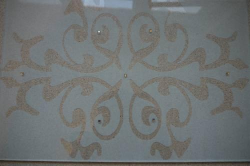 декоративное стекло, город Рязань