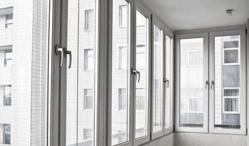 Остекление балконов и лоджий, город Рязань