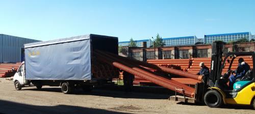 Газель 6 метров, 32 куб.м., город Рязань