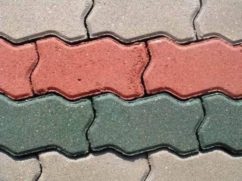 Вибропрессованная плитка Волна, город Рязань