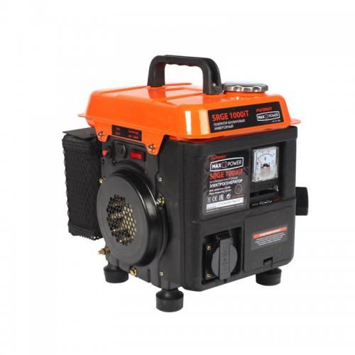 генератор инверторный PATRIOT MAXPOWER SRGE1000iT, город Рязань