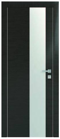 Двери экошпон 5z Матовое зеркало, город Рязань