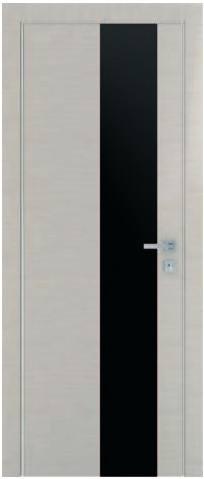 Двери экошпон 5Z Черный Глянец, город Рязань