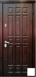 Металлическая дверь Шоколадка, город Рязань