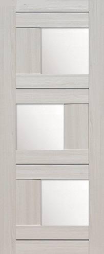 Двери для ванной комнаты - 13Х Эш Вайт Мелинга, город Рязань