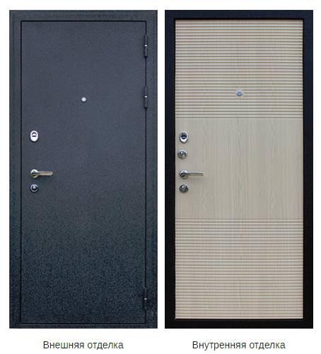 Стальная дверь «Слалом-К NEW», город Рязань