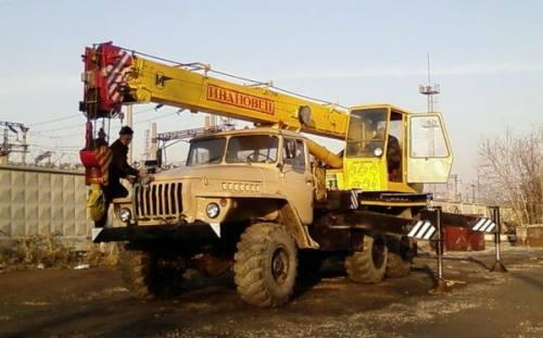Аренда автокрана 25 тонн Ивановец везедох в городе Рязань, город Рязань