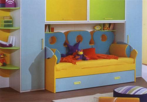 Детская FORNI MOBILI модель America, город Рязань