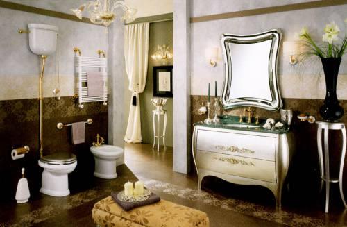 """Мебель для ванной """"LINEATRE"""", коллекция """"Ambra"""", город Рязань"""