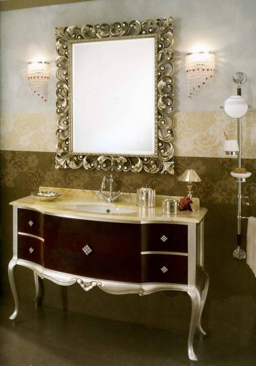 """Мебель для ванной """"LINEATRE"""", коллекция """"Savoy Pelle"""", город Рязань"""