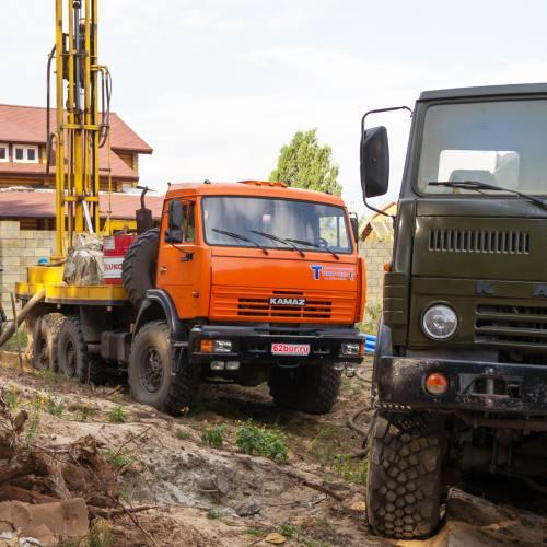 Бурение скважин на воду, город Рязань