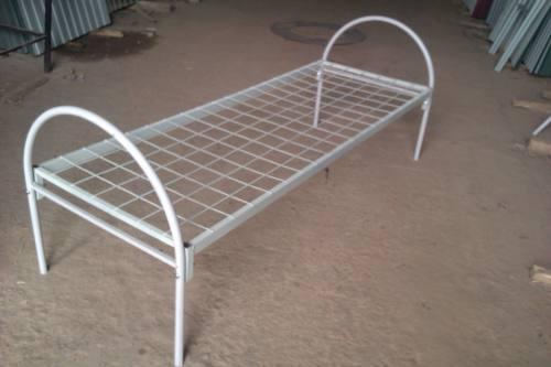 Кровати металлические с доставкой по области, город Рязань