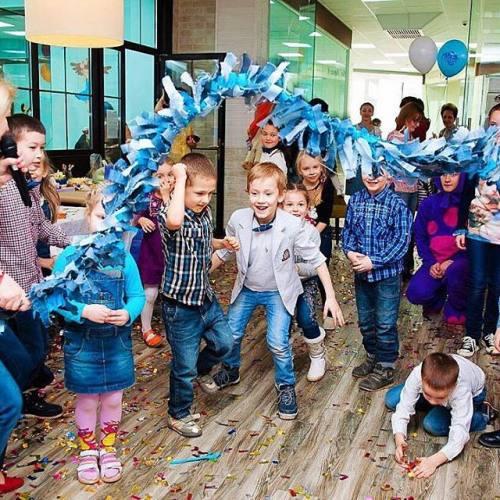 Детские дни рождения, город Рязань