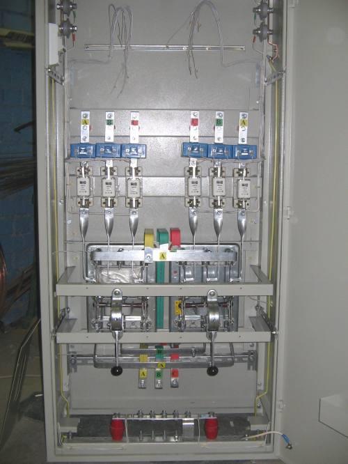 Вводно-распределительное устройство ВРУ-1, город Рязань