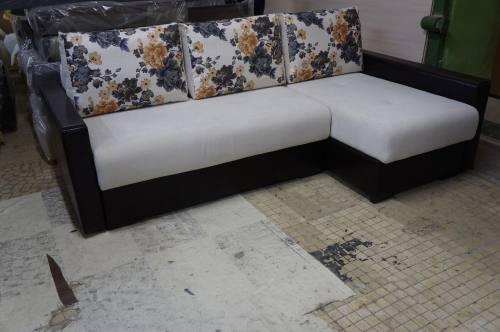 """Угловой диван-кровать """"Евро"""", город Рязань"""