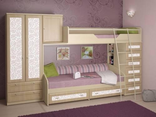 Детская комната на заказ, город Рязань