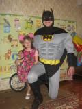 «Бэтмен собирает команду!» Аниматор на день рождения, город Рязань
