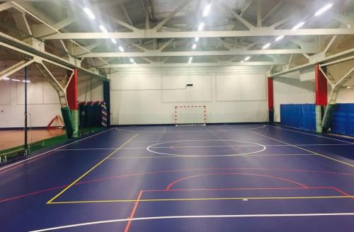Аренда зала для волейбола, город Рязань