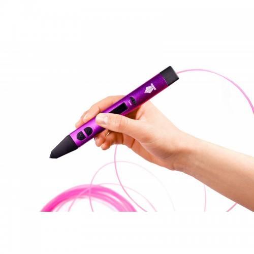 3D ручка SPIDER PEN PRO + 90 метров пластика + книга трафаретов, город Рязань