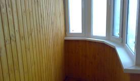 Остекление балконов, город Рязань
