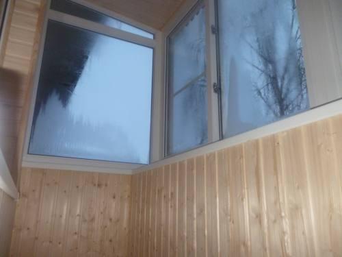 Отделка балконов и лоджий, город Рязань