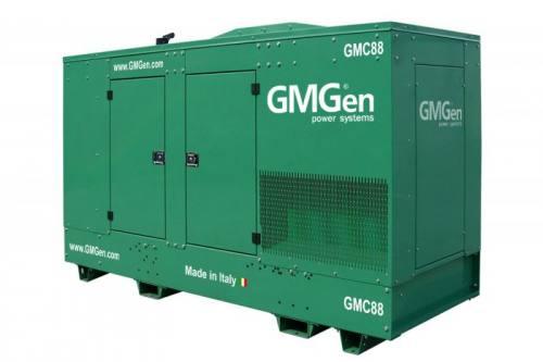 Дизельная электростанция GMGen GMC88S, город Рязань