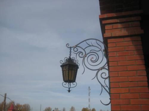 Кованые предметы интерьеров, город Рязань
