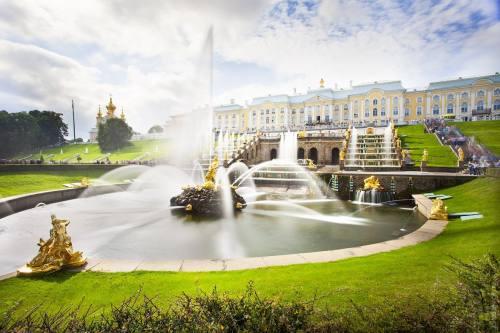 Санкт-Петербург: Дворцовое ожерелье 2018, город Рязань