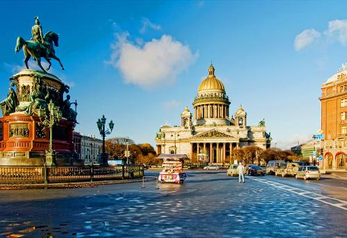 Санкт-Петербург: Классика 2018, город Рязань