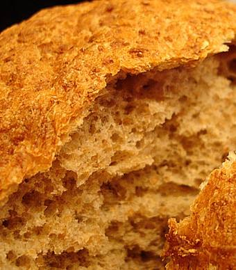 Батон с пшеничными отрубями, город Рязань
