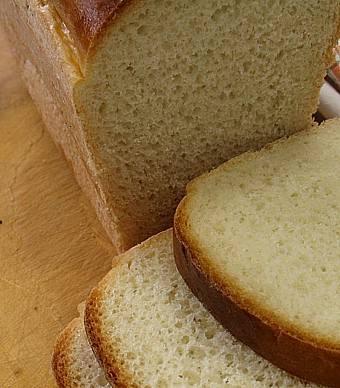 Батон пшеничный «Простой», город Рязань