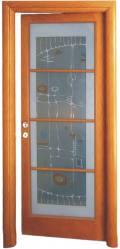 Витражное стекло для двери КОВРИК, город Рязань