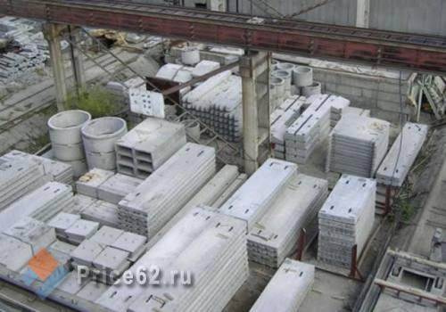 Бетон Раствор ЖБИ, город Рязань