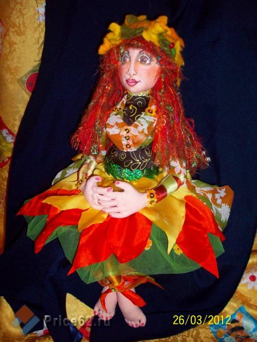 Изготовим коллекционные куклы на заказ, город Рязань