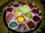 Мыло ручной работы с аромамаслами и натуральными наполнителями, город Рязань