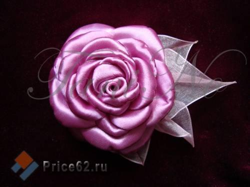 брошь роза, город Рязань