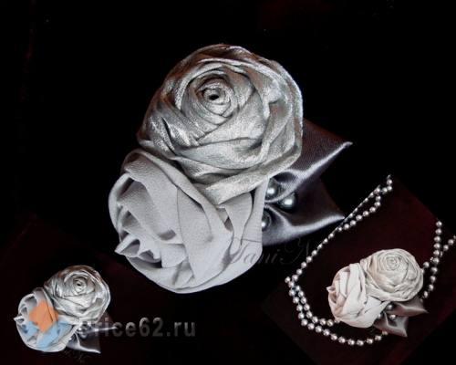 серые розы, город Рязань
