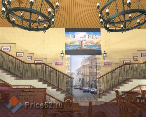 Дизайн интерьеров, город Рязань