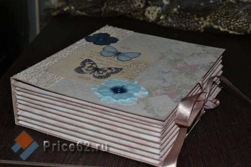 Коробочка в виде книги, город Рязань