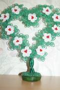 Бисерная валентинка., Рязань