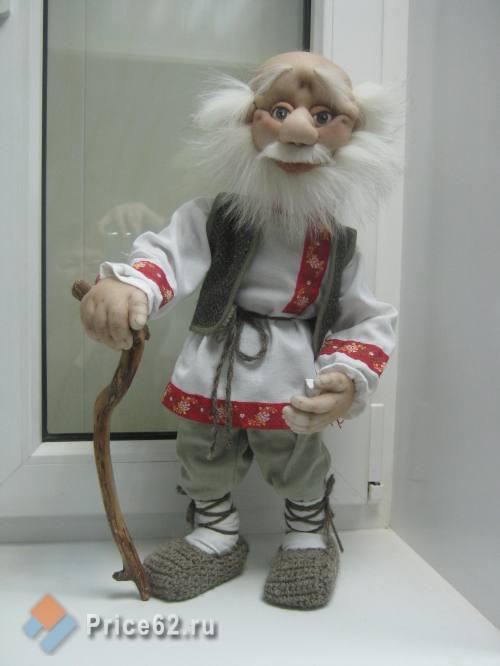 Интерьерная кукла с характером., город Рязань