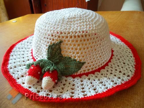 Шляпка детская, город Рязань