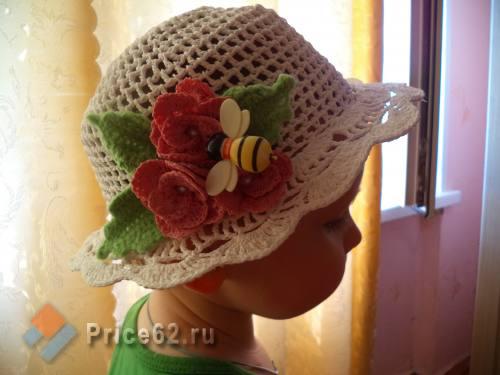 Шляпка летняя, город Рязань