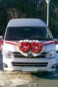 Автобус на свадьбу, город Рязань