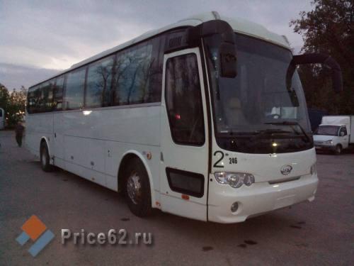 Аренда автобусов, город Рязань