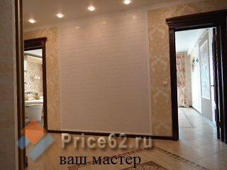 Ремонт квартир и отделка помещений, город Рязань
