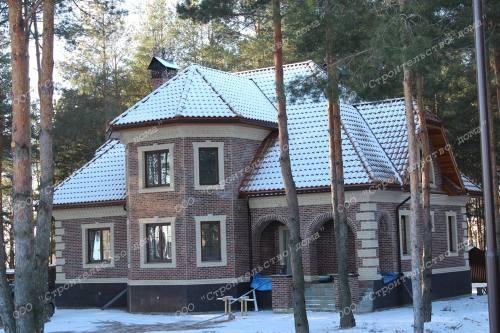 Строительство домов и коттеджей в Рязани и области., город Рязань