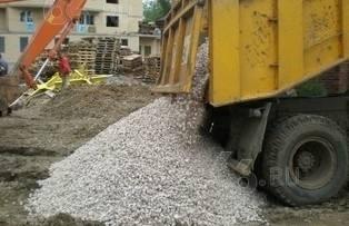Песок  щебень  чернозём с доставкой по Рязани и области.тел: 8-920-950-01-95, город Рязань